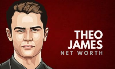 Theo James' Net Worth