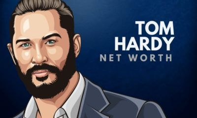 Tom Hardy's Net Worth