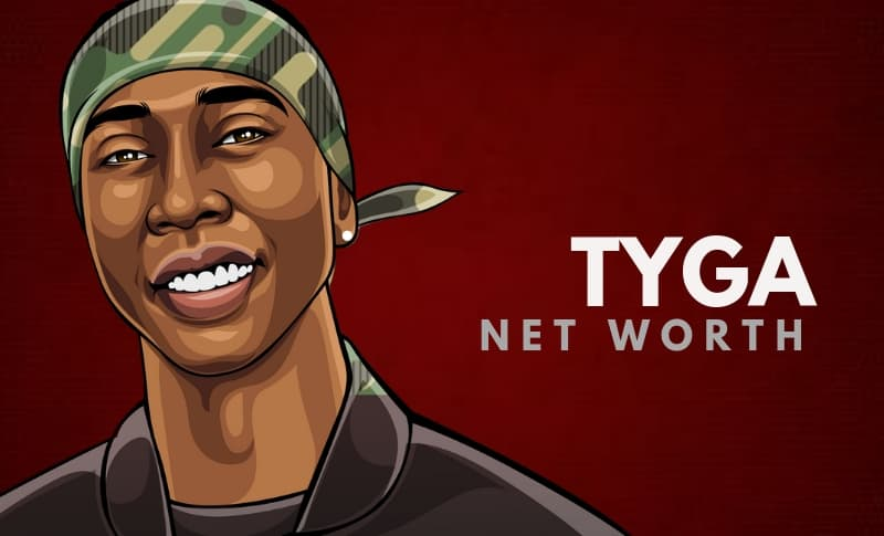 Tyga's Net Worth In 60 Wealthy Gorilla Fascinating Tyga Deuces Quotes