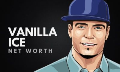 Vanilla Ice's Net Worth