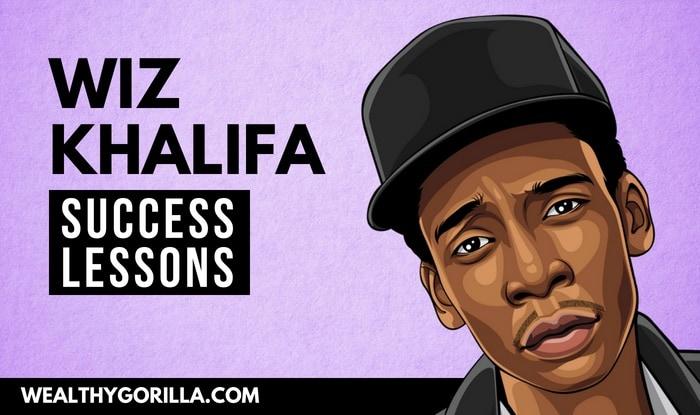 Wiz Khalifa's Success Lessons