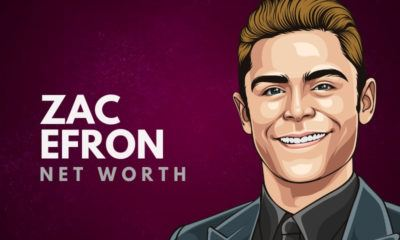 Zac Efron's Net Worth