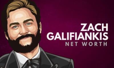 Zach Galifiankis' Net Worth