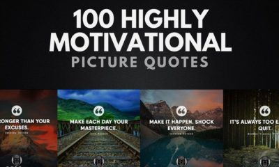 100 Highly Motivational Picture Quotes