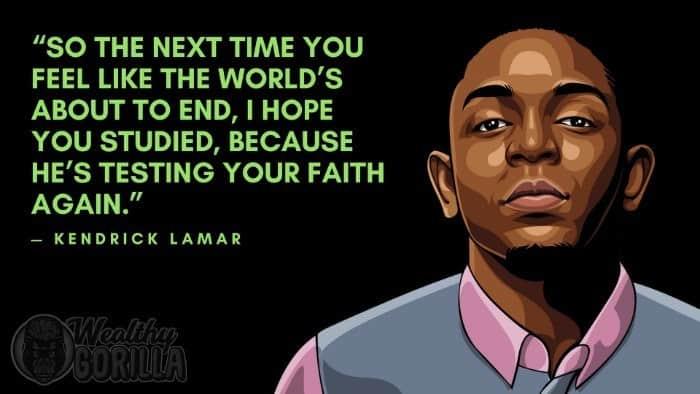 Best Kendrick Lamar Quotes (1)