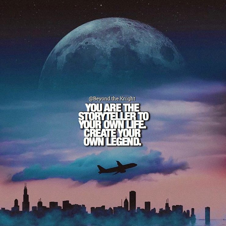 Beyond the Knight Instagram Motivational Quotes 38