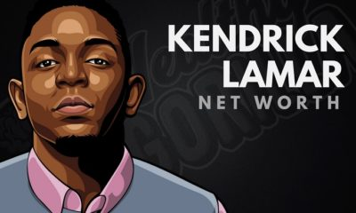 Kendrick Lamar's Net Worth