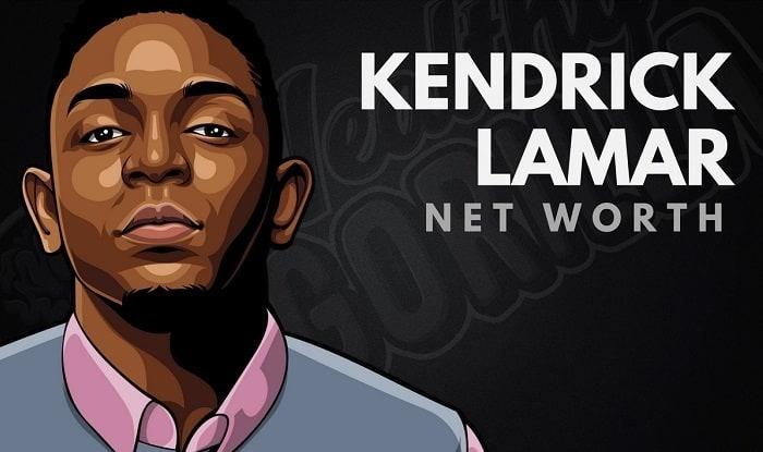 Kendrick Lamar's Net Worth