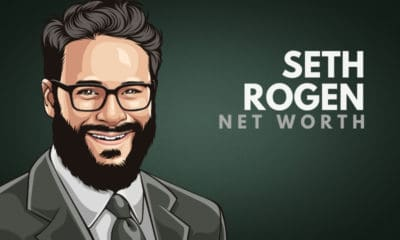 Seth Rogen's Net Worth