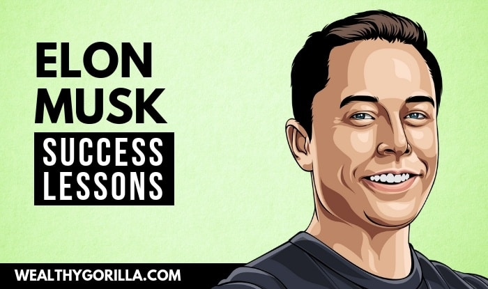 Elon Musk Success Lessons