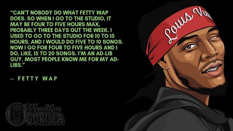 Fetty Wap Quotes 3