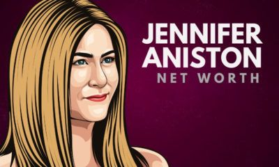 Jennifer Aniston's Net Worth