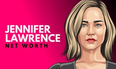 Jennifer Lawrence's Net Worth