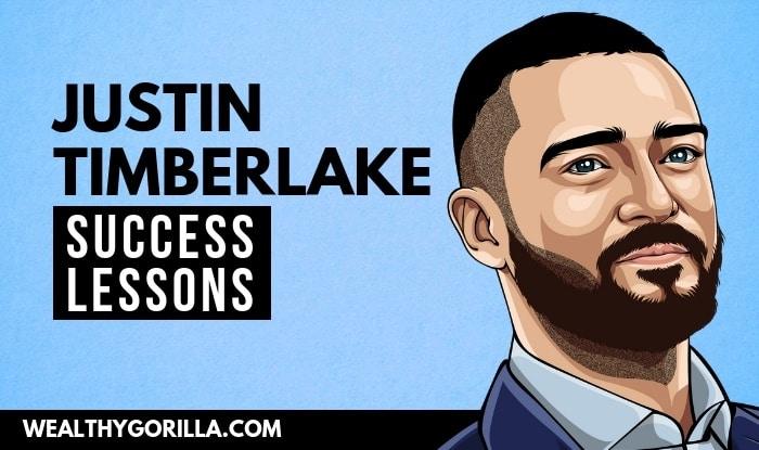 Justin Timberlake Success Lessons