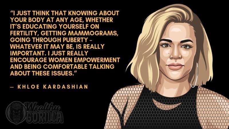 Khloe Kardashian Quotes 1