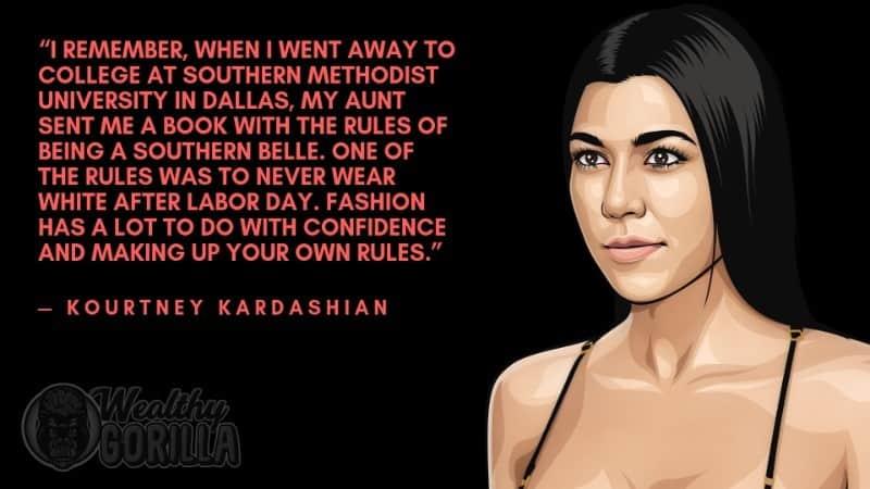 Kourtney Kardashian Quotes 2