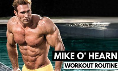 Mike O' Hearn's Workout Routine