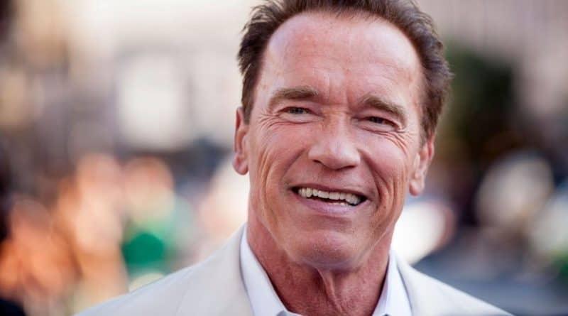 Richest Actors - Arnold Schwarzenegger