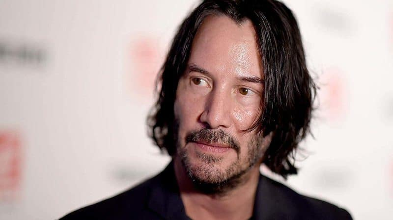 Richest Actors - Keanu Reeves