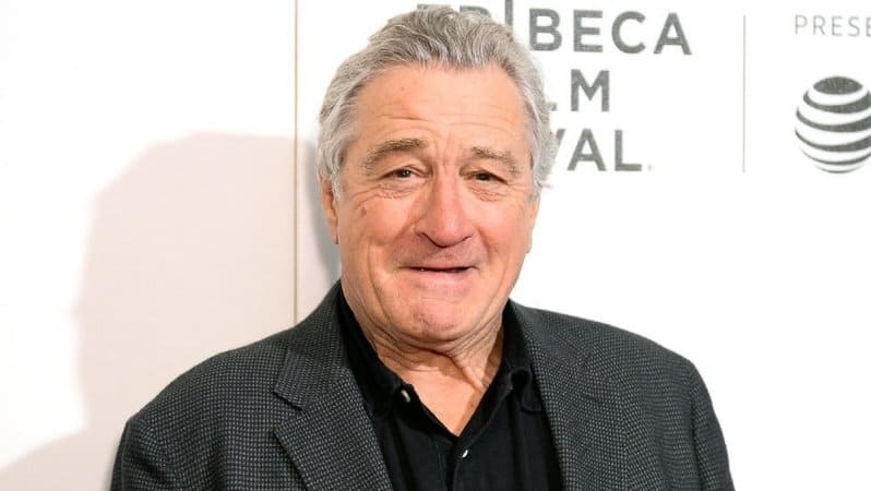 Richest Actors - Robert De Niro