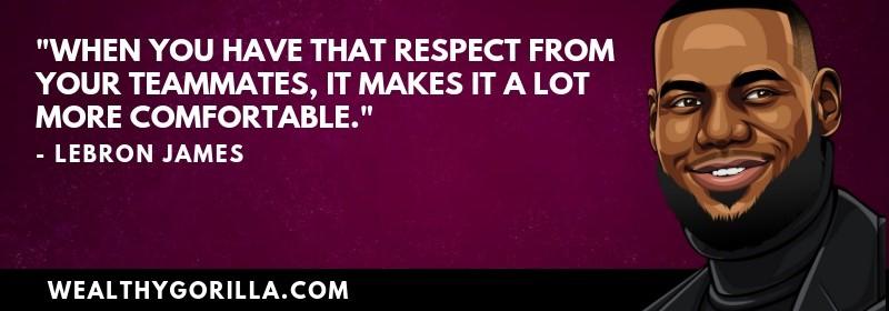 Richest Athletes Quotes - LeBron James