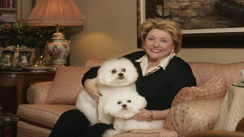 Richest Authors - Barbara Taylor Bradford