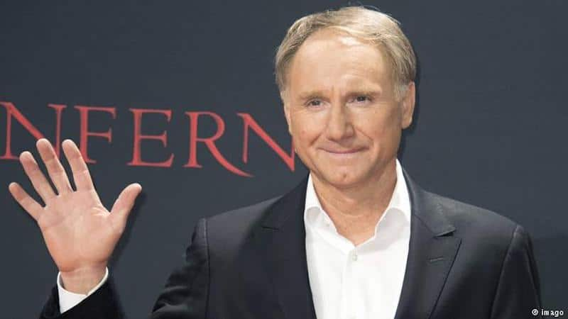 Richest Authors - Dan Brown
