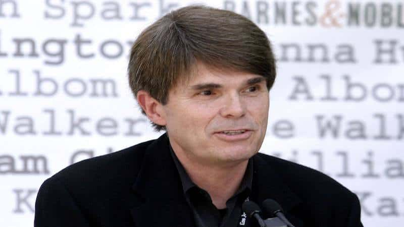 Richest Authors - Dean Koontz