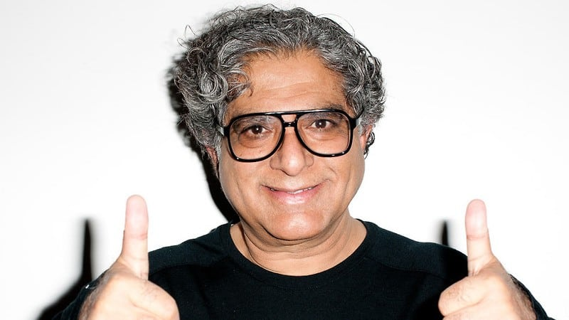 Richest Authors - Deepak Chopra
