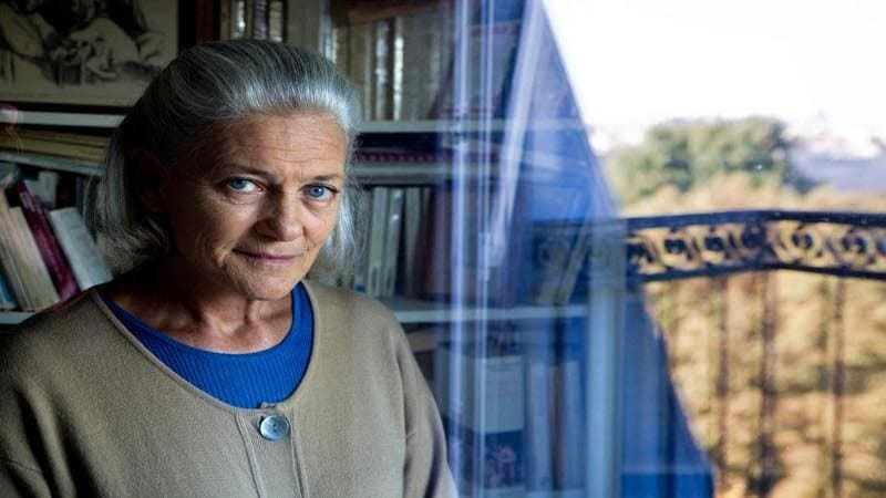 Richest Authors - Elizabeth Badinter