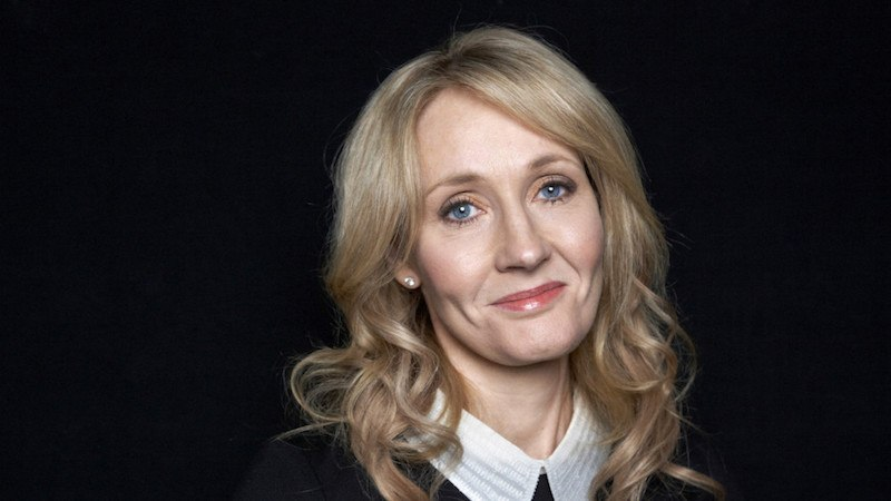 Richest Authors - J.K Rowling