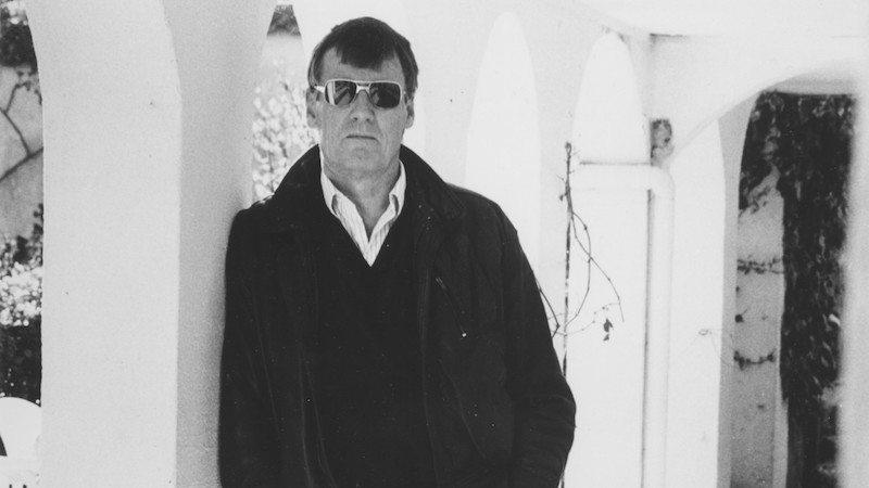 Richest Authors - Jack Higgins