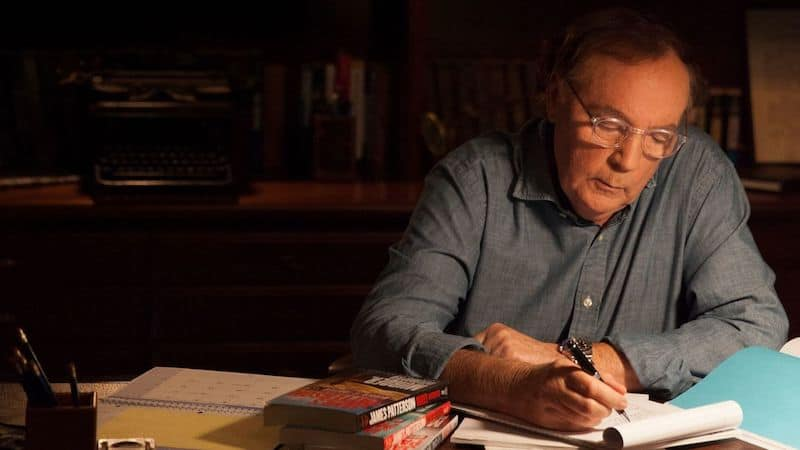 Richest Authors - James Patterson