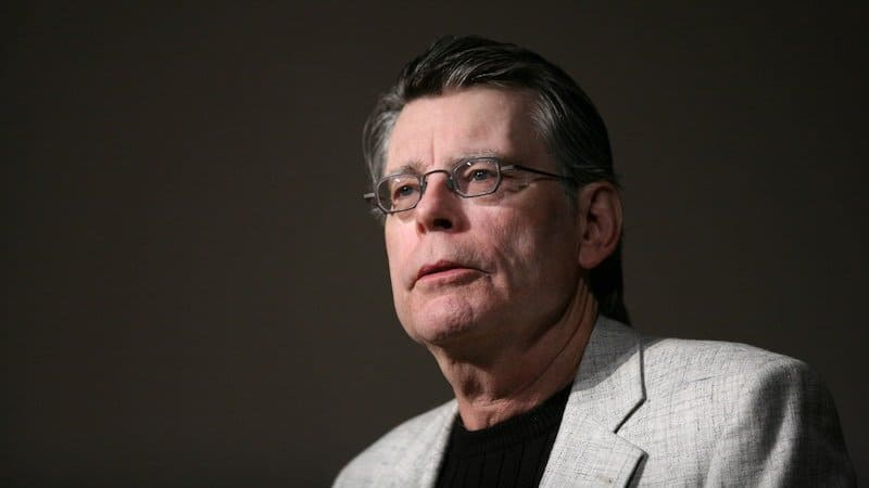Richest Authors - Stephen King