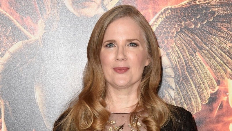 Richest Authors - Suzanne Collins