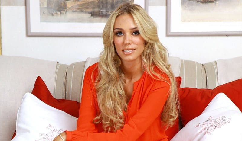 Richest Models - Petra Ecclestone