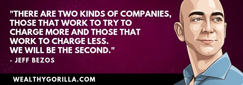 Richest People Quotes - Jeff Bezos