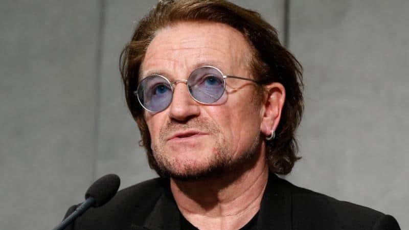 Richest Rockstars - Bono