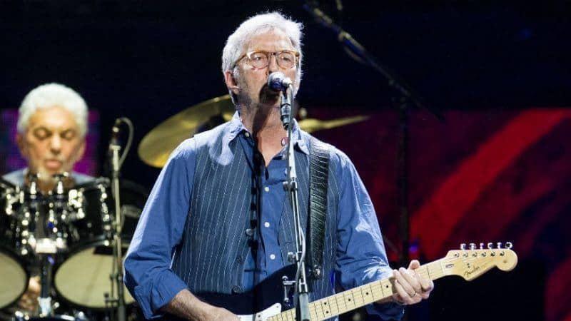 Richest Rockstars - Eric Clapton