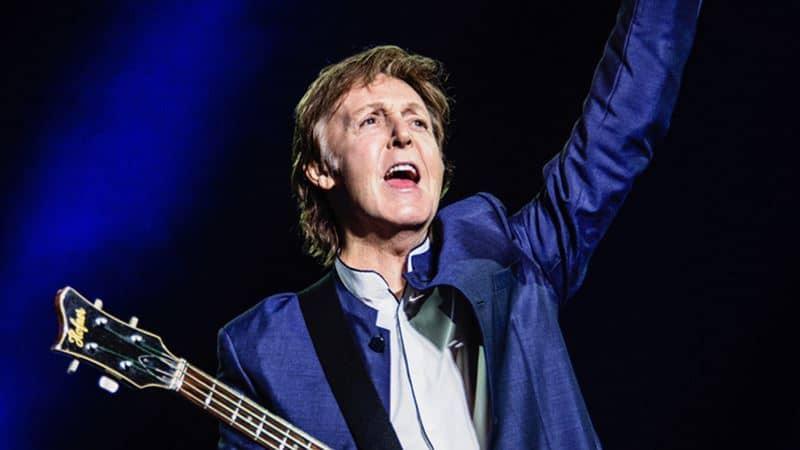 Richest Rockstars - Paul McCartney