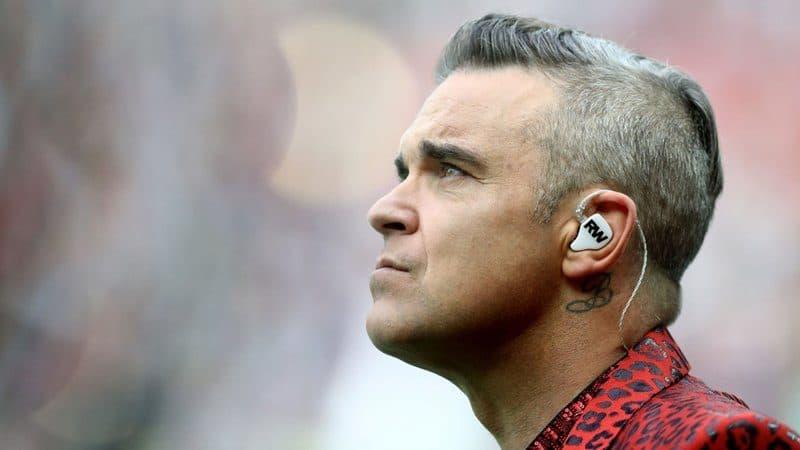 Richest Rockstars - Robbie Williams