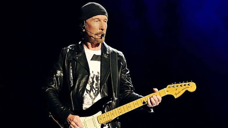 Richest Rockstars - The Edge