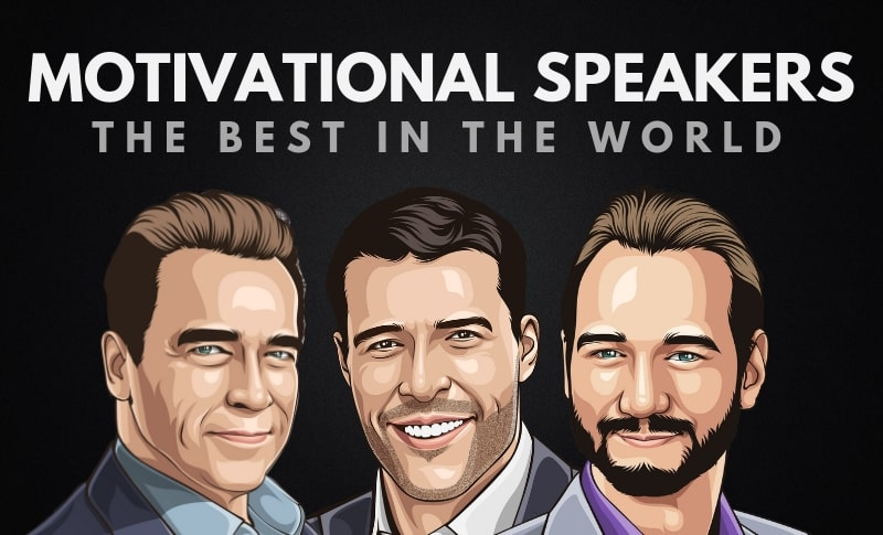 The 10 Best Motivational Speakers in the World 2019 | Wealthy Gorilla