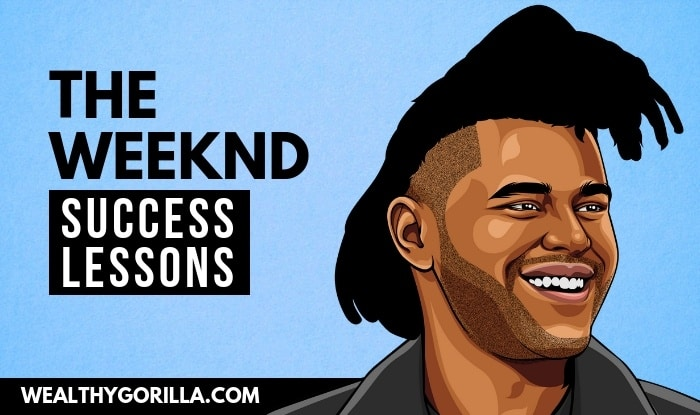 The Weeknd Success Lessons