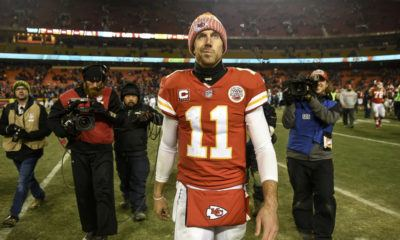Washington Redskins Guarantee Alex Smith New Contract of $71 Million