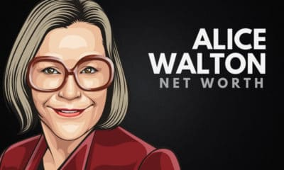 Alice Walton's Net Worth