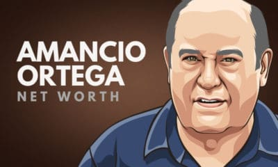 Amancio Ortega's Net Worth