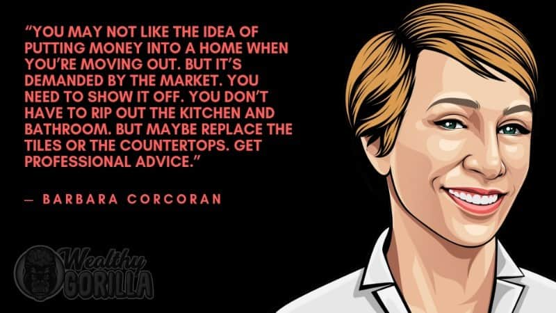 Best Barbara Corcoran Quotes 1