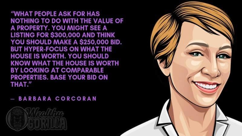 Best Barbara Corcoran Quotes 5
