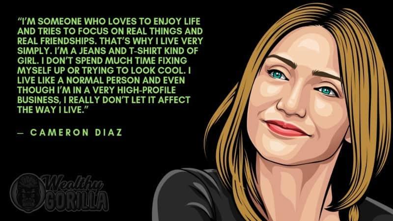 Best Cameron Diaz Quotes 3